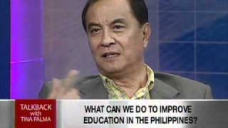 ANC Talkback: Education in the Philippines 6/6