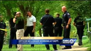 Officer involved in Taser incident no longer with Independence police