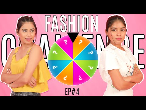 Fashion DARE Challenge - SPIN WHEEL | Episode 4 | DIYQueen