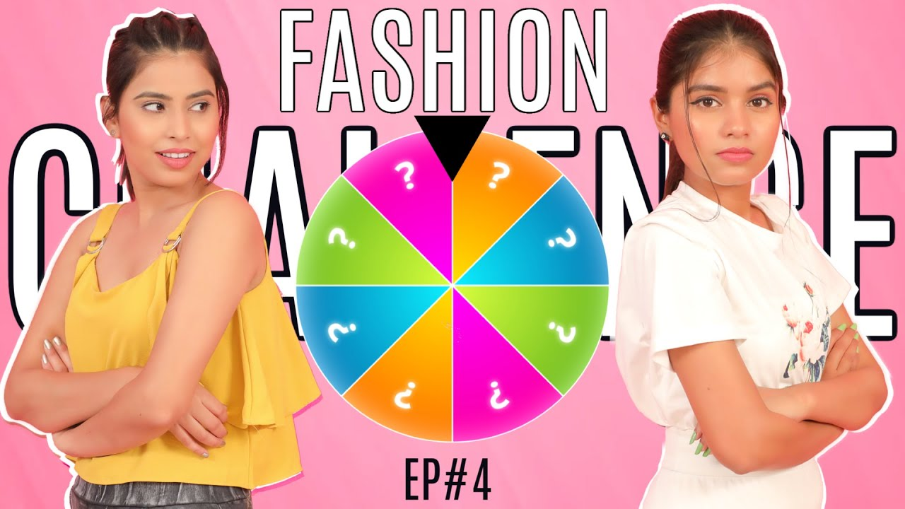 Fashion DARE Challenge - SPIN WHEEL | Episode 4 | DIYQueen
