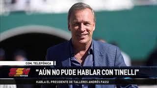 ANDRES FASSI - PTE DE TALLERES