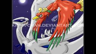 Repeat youtube video PokePorn! With Lugia & Ho-Oh!