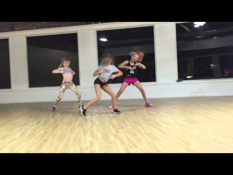 Jazz Funk Dance Combo with Mackenzie Ziegler, JoJo Siwa and Kelly Grace