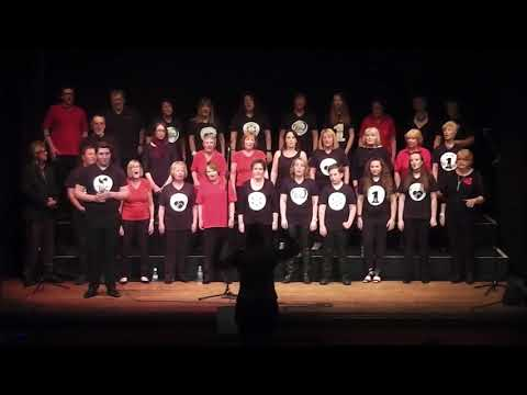 Witham's Big Sing....Christmas Show 2017....11