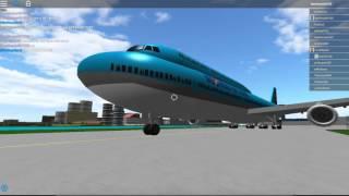 Un lugar con aviones ROBLOX avión manchado