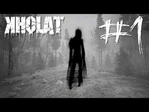 NEW Survival Horror Game!! KHOLAT Part 1 - LIVE Gameplay Walkthrough