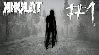 NEW Survival Horror Game!! KHOLAT Part 1 - LIVE Gameplay Walkthrough