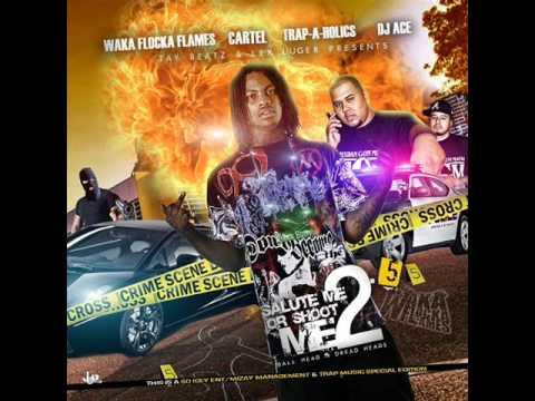 Waka Flocka Flame ft. Cartel N Kinto - Ride Wit My Niggaz
