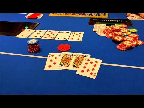 The Las Vegas Poker Grind