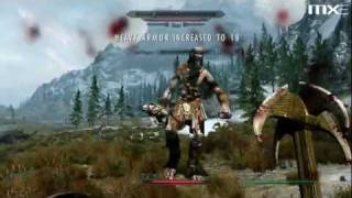 The Elder Scrolls V Skyrim - 22 Minute Gameplay Demo HD(Download this free #TwoFive EP: https://spinrilla.com/mixtapes/olumide-two-five Become a Partner Today: ..., 2011-09-12T15:31:12.000Z)