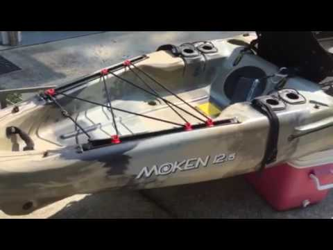 Buying a fishing kayak ? Check this one out!