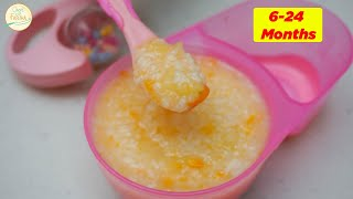 Easy and Healthy Baby Food Recipe  For 6-24 Months   Cook With Fariha