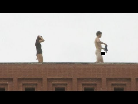 Pictures of sex on the roof