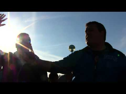 ESTRIMO VS EXFIMO - Semifinal- Batalla DE GALLOS - 2014 - SANTANDER