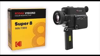 Super 8 Video Camera Sound (Part 1)