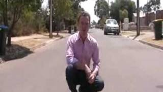 christopher pyne on hoon driving