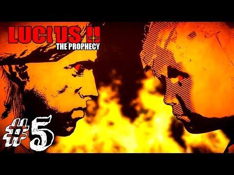 КТО КОГО?! ►  Lucius 2 Прохождение #5 ► ИНДИ ХОРРОР ИГРА