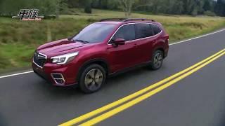 新車搶先看 - 2019 Subaru Forester