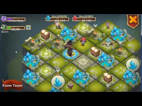 Castle Clash: How To Get FREE Moltanica