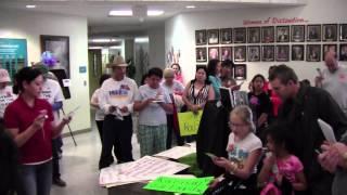 Stand Against Racism 2014 Grand Island, Nebraska YWCA