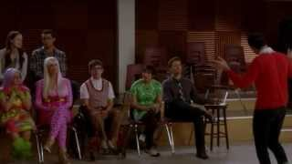 GLEE - I Still Believe/Superbass (Full Performance) (Official Music Video) HD