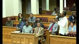 Opposition MPs walked out of parliament-NBC