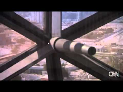 Dynamic Facades Cooling buildings in Abu Dhabi's heat a video by CNN