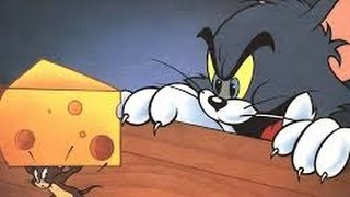 Tom and Jerry Hunting for Cheese Game