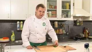 Бефстроганов из говядины - видеорецепт