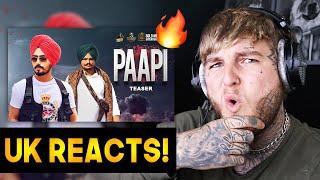 "Download lagu UK REACTS To ""Paapi"" Rangrez Sidhu | Sidhu Moose Wala | Kidd"