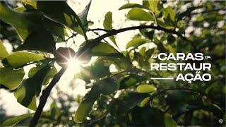 As Caras da Restauração - a restauração florestal no Brasil em uma série de 5 histórias