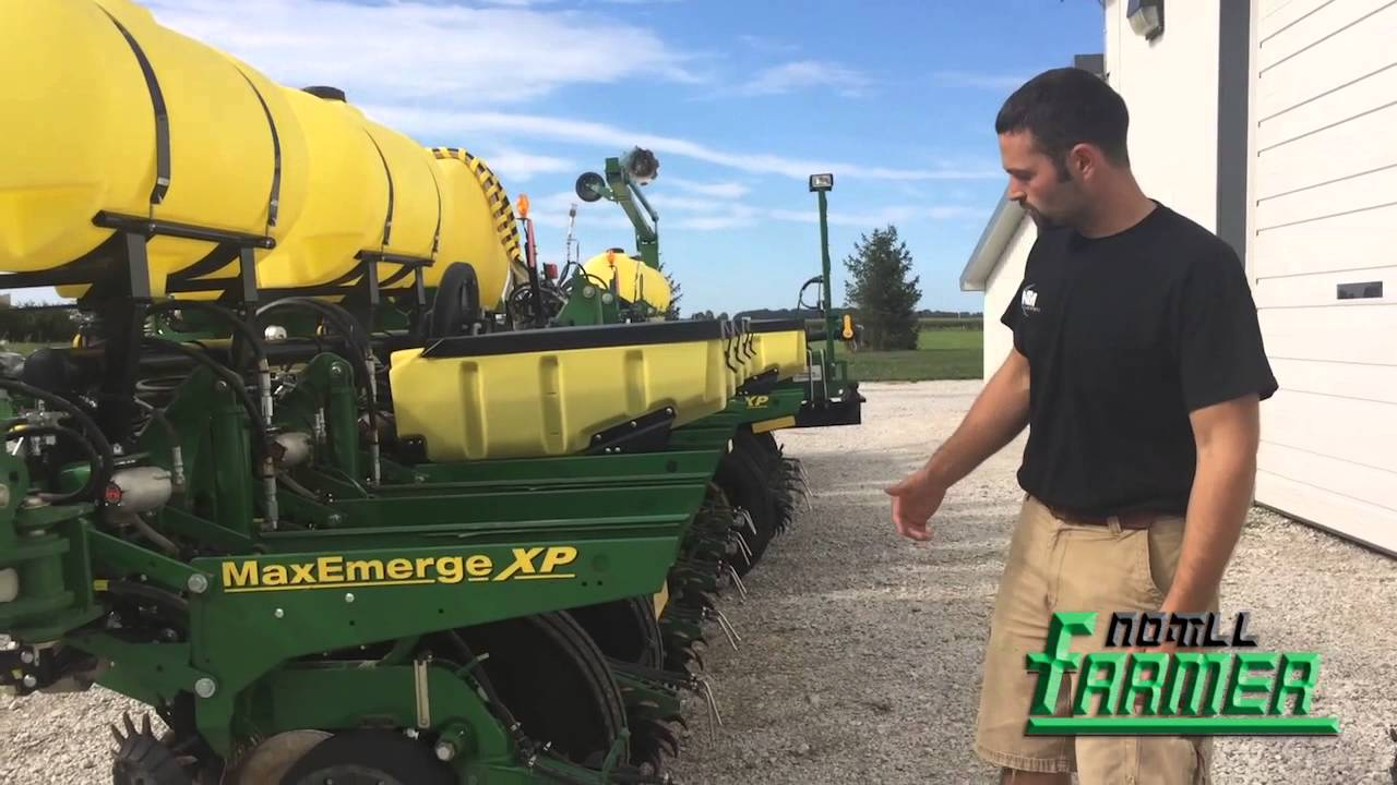 Jd 1770 Nt Planter Adaptations Choosing Closing Wheels For Cover