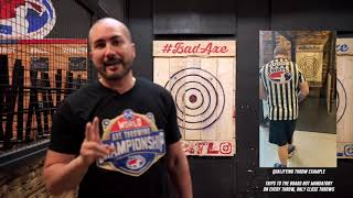 How To Complete WATL Qualifying Throws