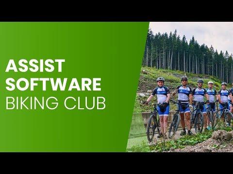 ASSIST Software Romania   Biking Club