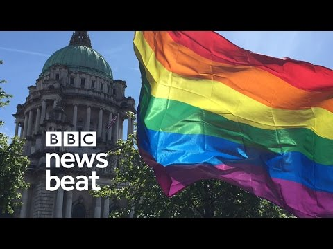 No Gay Marriage Here: The Northern Ireland Story | BBC Newsbeat