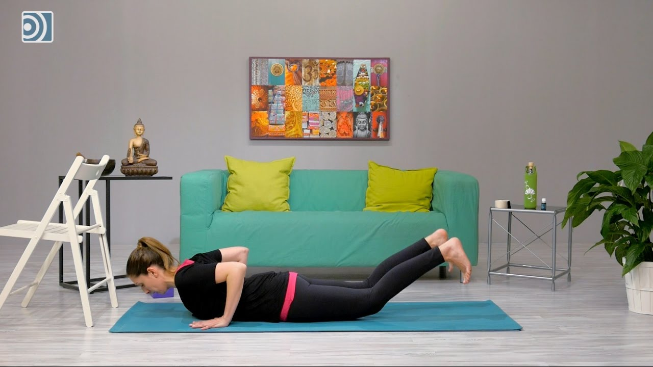 posturas de yoga para la prostatitis crónica