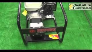 видео Бензиновые генераторы Europower