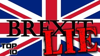 Top 10 Lies The UK Told The World Subscribe To Most Amazing Top 10:...