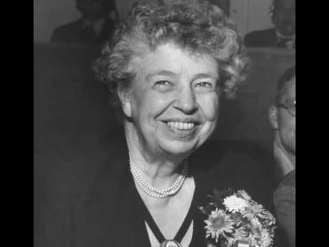 Eleanor Roosevelt-Her Star Still Shines - YouTube