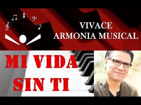 JÉSUS ADRIAN ROMERO MA VIE SANS VOUS - TUTORIAL PIANO