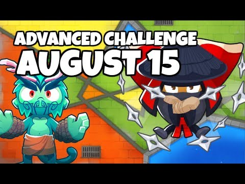 BTD6 Advanced Challenge - KiwiPopper661's Challenge - August