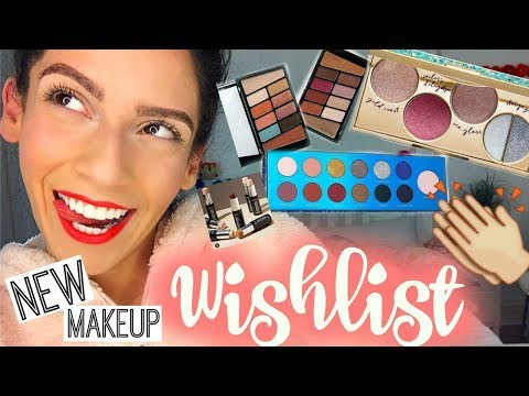 NEW MAKEUP RELEASES - Lets Chat! WISHLIST | Tarte, Wet n Wild, Loreal & MORE!