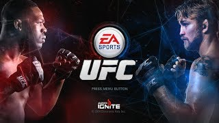 EA Sports UFC | Controls Tutorial