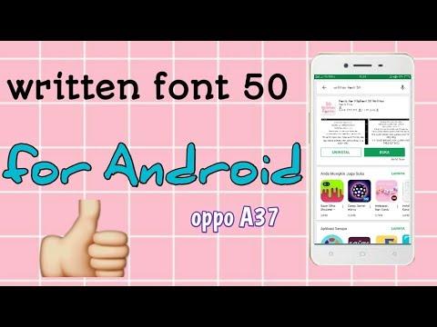 Cara Mengubah Font Huruf Di Android