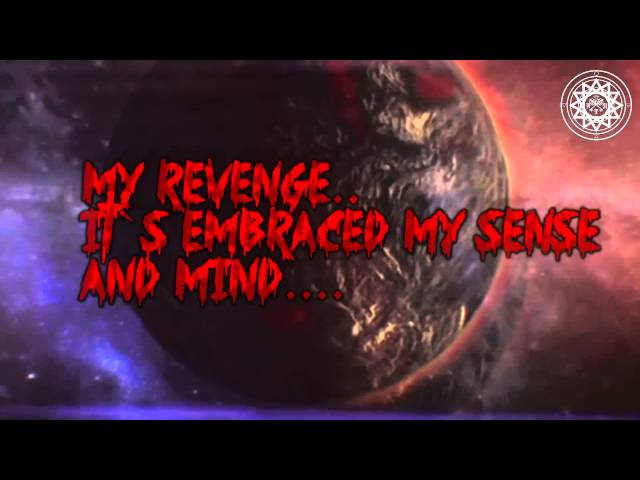 DEATH FOR REVENGE -END IS NEAR (OFFICIAL OFFICIAL LYRIC)