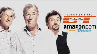 The Grand Tour intro - I can see clearly now