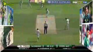 Junaid Khan wickets hits a buls eye