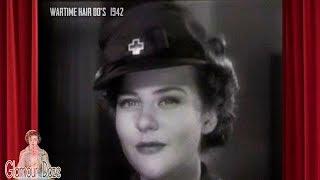 WW2 Women Hairstyles 1942