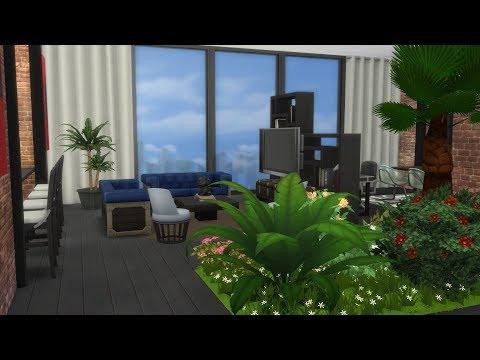The Sims 4 | Apartment Renovation - Modern Family Apartment