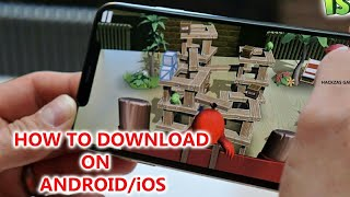 How to Download Angry Bird AR on Android/iOS(Link in Description)